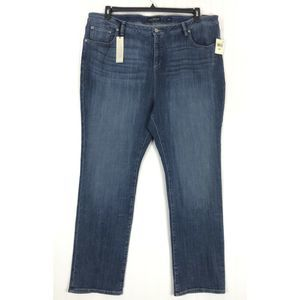 Lucky Brand jeans Emma high rise stretch straight